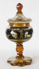 Кубок (вазочка для варенья «Богемия»)