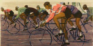 Велогонки по Садовому кольцу
