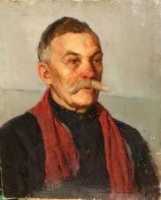 Портрет мужчины с усами