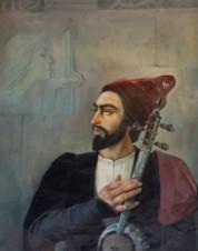 САЯТ-НОВА армянский поэт и музыкант