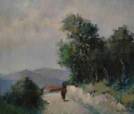 По горной дороге