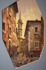 Улица старого Рима