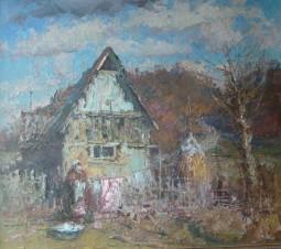 Деревня Хуроши