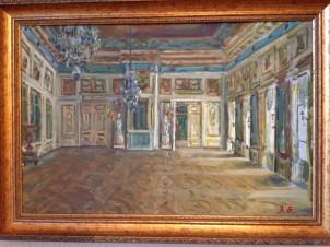 Кусково. Танцевальный зал