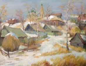 Март в Касимове