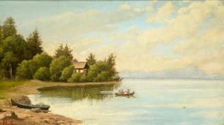 Озеро «Женева»