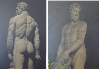 Пара картин из серии «Флоренция»