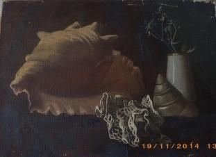 Натюрморт с раковиной