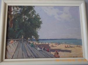 Юрмала, пляж