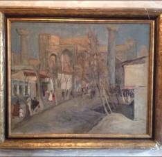 Улица в Самарканде