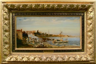 Берег в окрестности Венеции