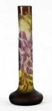 Ваза в стиле модерн с растительным декором