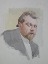 Портрет архитектора Шохина А.Н.