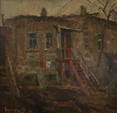 Остатки старого Краснодара