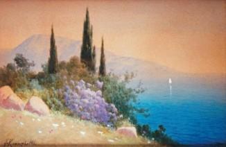 «Крым. Морской пейзаж»