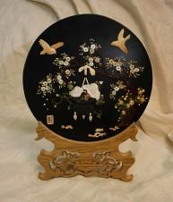 Декоративное панно сибаяма