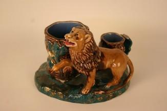 Карандашница «Лев»