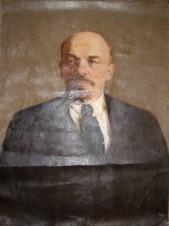 Портрет В.В. Ленина