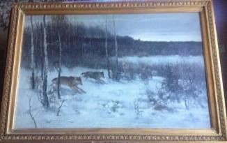 Гон волков