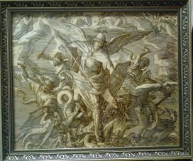 Победа Архангела Михаила над драконом