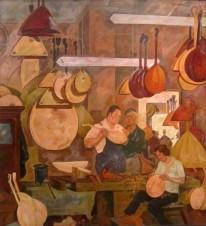Мастера народных инструментов
