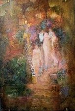 Гости на балу  у сатаны (по мотивам М.А. Булгакова «Мастер и Маргарита»)