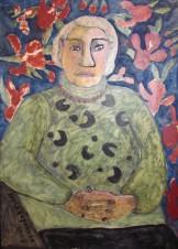 Нина Васильевна в теплом свитере