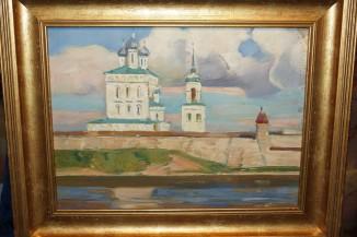 Древний Псков. Свято-Троицкий собор