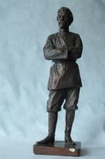 Скульптура Горького