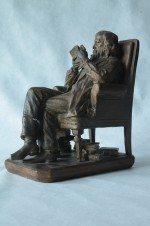 Скульптура Менделеева