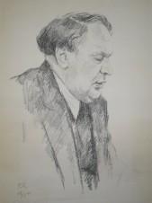 Портрет А.Н.Толстого