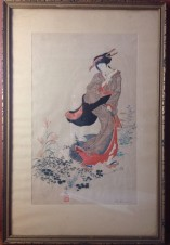 Японская гравюра