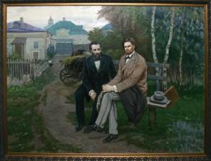 Русские писатели в Воронеже