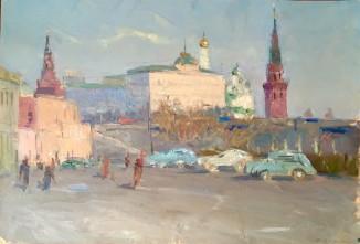 Красная площадь (Солнечный день в Москве)