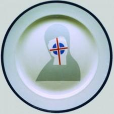 Тарелка «Богоматерь»