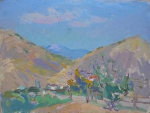 Крымская долина