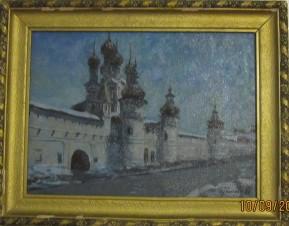 Ростовский Кремль ночью