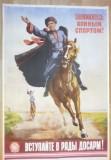 Занимайтесь конным спортом!