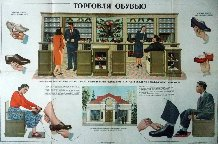 Торговля обувью