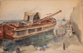 Починка судна в Анапе