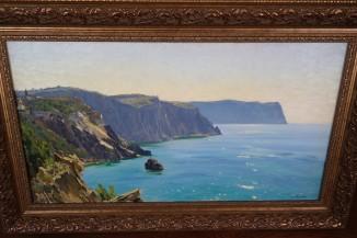 Крым.Морской пейзаж