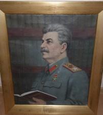 Сталин. Присяга на Конституции