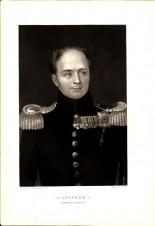 Портрет Александра I