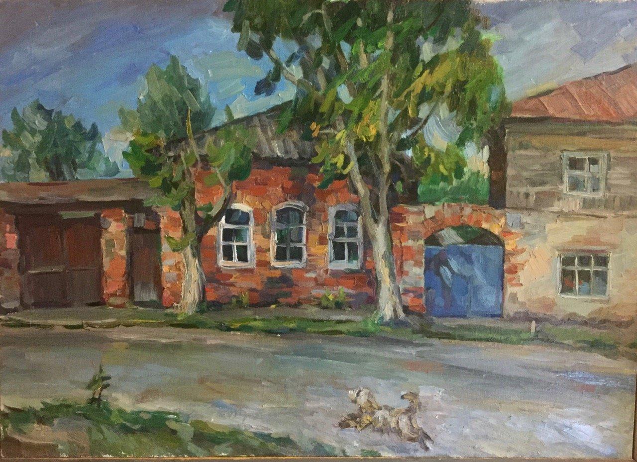 Старые дома. Боровск.