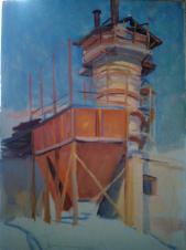 Стройка маяка
