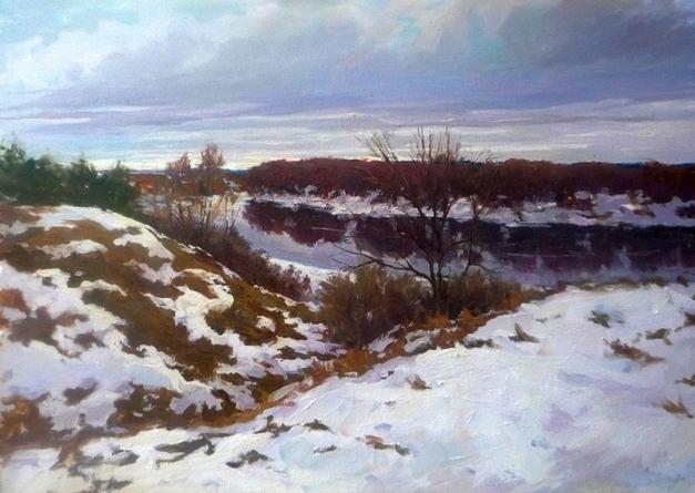На реке Угре