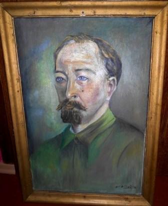 Портрет Ф.Э.Дзержинского