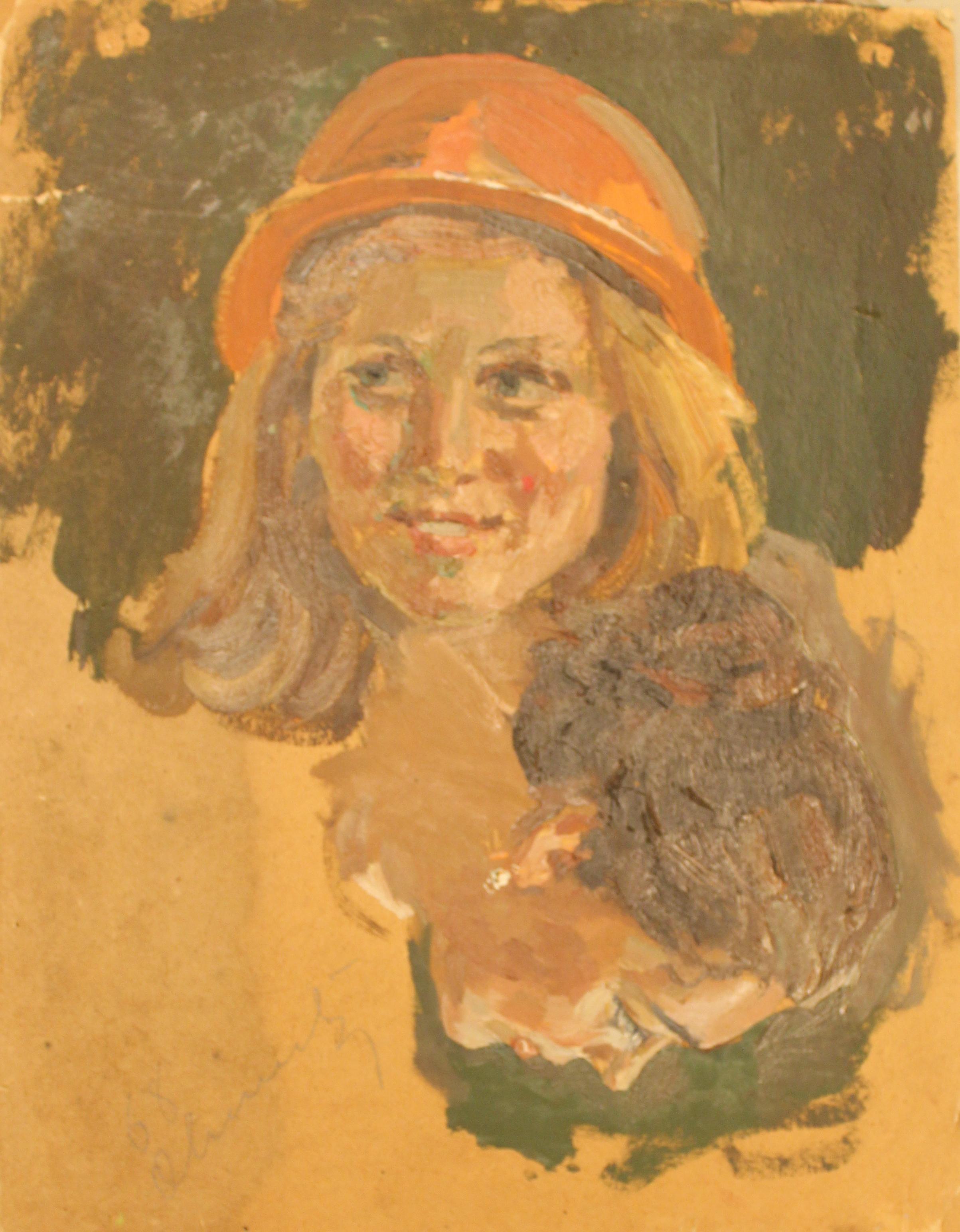 Двойной женский портрет