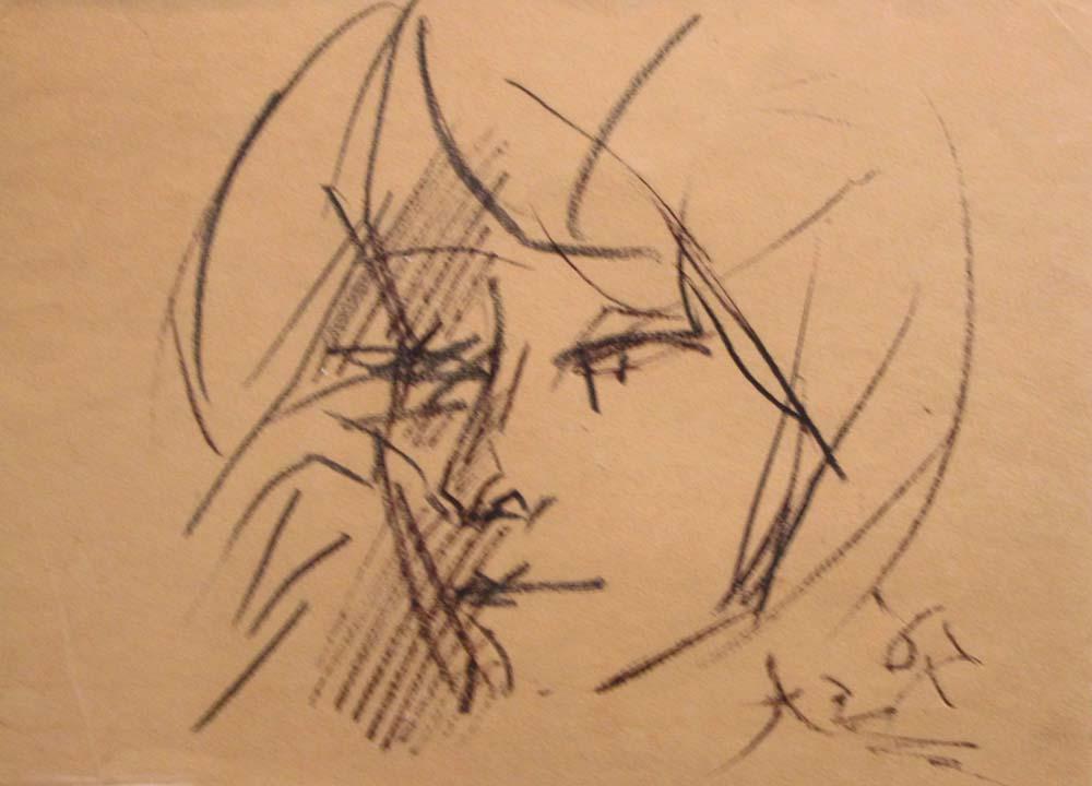 Женский портрет 5