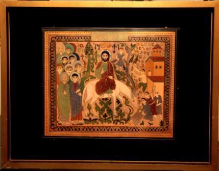 Вхождение Исуса в Иерусалим